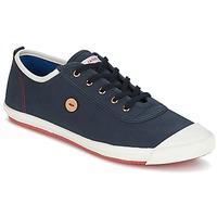 Sko Herre Lave sneakers Faguo OAK01 Marineblå