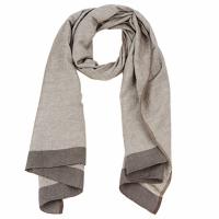 Accessories Dame Halstørklæder Antik Batik ZOE Muldvarpegrå