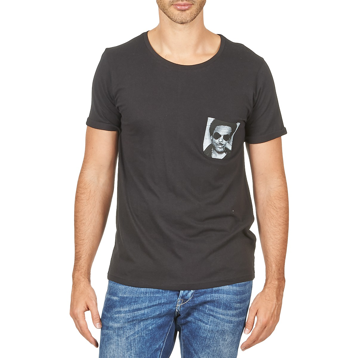 T-shirts m. korte ærmer Eleven Paris  LENNYPOCK