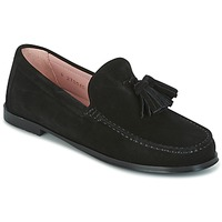 Sko Dame Mokkasiner Pretty Ballerinas CROSTINA NEGRO Sort