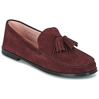 Sko Dame Mokkasiner Pretty Ballerinas CROSTINA RIOJA Bordeaux