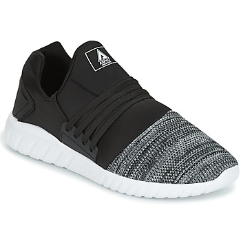 Sko Herre Lave sneakers Asfvlt AREA LOW Sort / Hvid