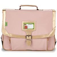 Tasker Pige Skoletasker Tann's GLITTER CARTABLE 38CM Pink