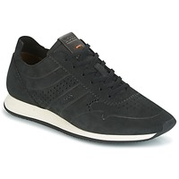 Sko Herre Lave sneakers Hugo Boss Orange ADRENAL RUNN Sort
