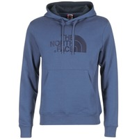 textil Herre Sweatshirts The North Face DREW PEAK Blå
