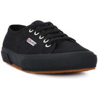 Sko Dame Lave sneakers Superga COTU FULL BLACK CLASSIC Nero