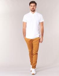 textil Herre Chinos / Gulerodsbukser Casual Attitude IHOCK Beige