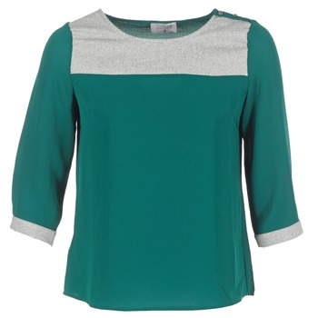 textil Dame Toppe / Bluser Casual Attitude HELA Grøn