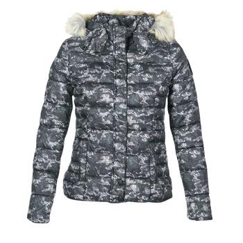 textil Dame Dynejakker Kaporal BASIL Grå