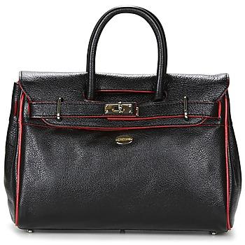 Tasker Dame Håndtasker m. kort hank Mac Douglas BUNI PYLA XS Sort / Rød