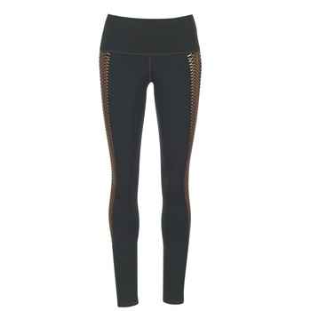 textil Dame Leggings Puma EVERYDAY TRAIN GRAPHIC TIGHT Sort