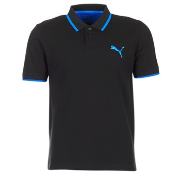textil Herre Polo-t-shirts m. korte ærmer Puma ACTIVE HERO POLO Sort