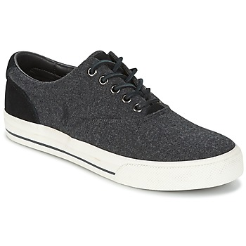 Sko Herre Lave sneakers Polo Ralph Lauren VAUGHN Grå