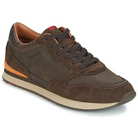 Sko Herre Lave sneakers Lloyd EDWIN Brun