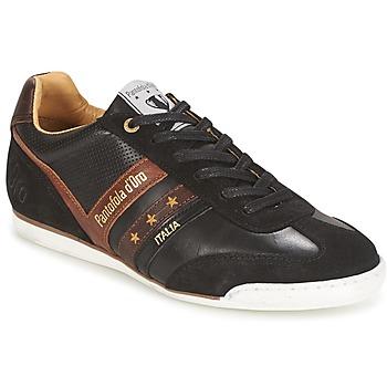 Sko Herre Lave sneakers Pantofola d'Oro VASTO UOMO LOW Sort