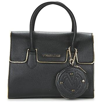 Tasker Dame Håndtasker m. kort hank Versace Jeans NOMU Sort