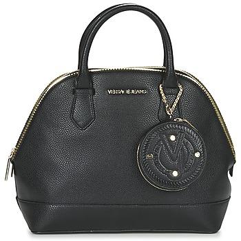 Tasker Dame Håndtasker m. kort hank Versace Jeans EPO Sort
