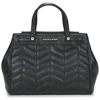 Tasker Dame Håndtasker m. kort hank Versace Jeans SOULINE Sort