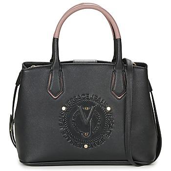 Tasker Dame Håndtasker m. kort hank Versace Jeans EDILA Sort
