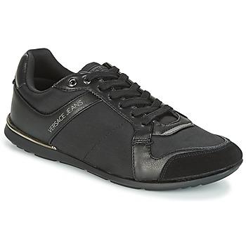 Sko Herre Lave sneakers Versace Jeans TERU Sort