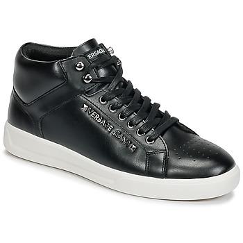 Sko Herre Høje sneakers Versace Jeans TERMI Sort