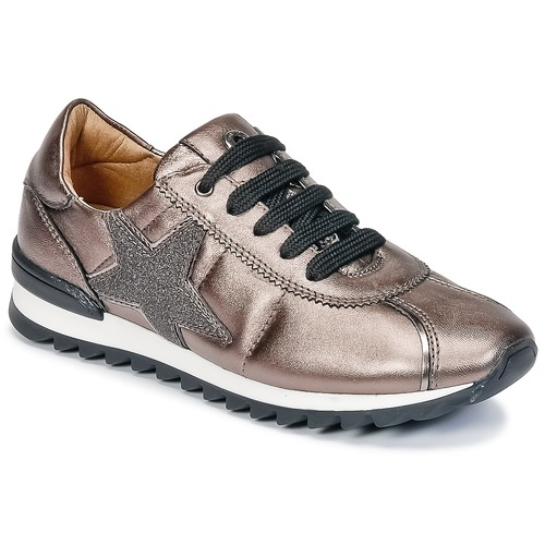 Sko Pige Lave sneakers Unisa DONYA Bronze