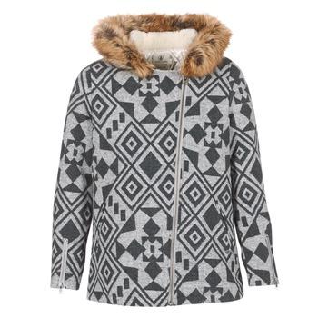 textil Dame Frakker Volcom SHOWDOWN JKT Grå