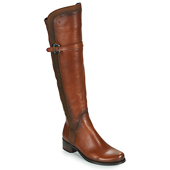 Sko Dame Chikke støvler Dorking DULCE Kamel