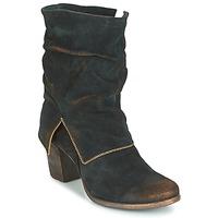 Sko Dame Chikke støvler Papucei JAYNA Sort