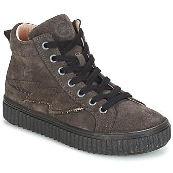 Sko Pige Høje sneakers Acebo's LONDON Grå