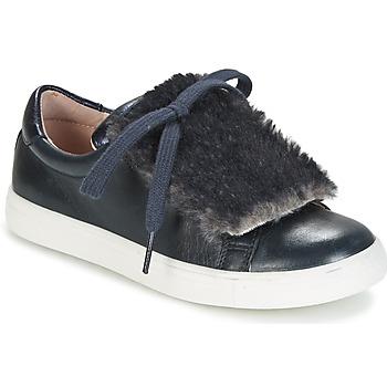 Sko Pige Lave sneakers Acebo's ALBA Marineblå