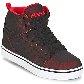 Sko Dreng sko med hjul Heelys UPTOWN Sort / Rød