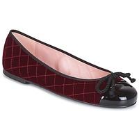 Sko Dame Høje støvletter Pretty Ballerinas  Bordeaux