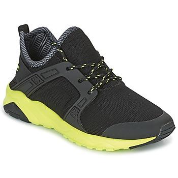 Sko Dreng Lave sneakers Kappa SAN FERNANDO Sort / Brun