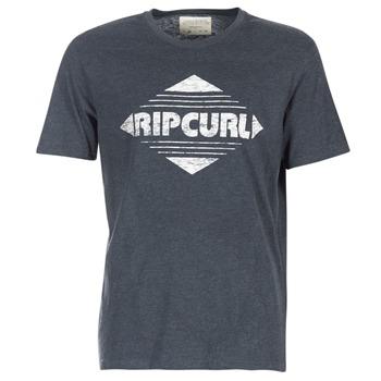 textil Herre T-shirts m. korte ærmer Rip Curl BIG MAMA DIAMOND Sort
