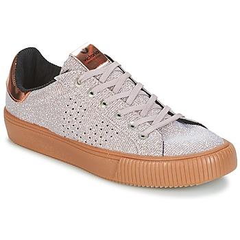 Sko Dame Lave sneakers Victoria DEPORTIVO LUREX Grå