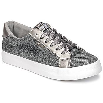 Sko Dame Lave sneakers MTNG SADOU Sølv