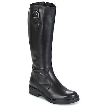 Sko Dame Chikke støvler Samoa 53245-NERO Sort