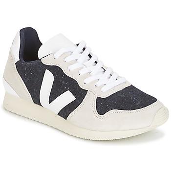 Sko Dame Lave sneakers Veja HOLIDAY LT BEIGE