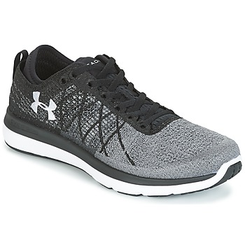 Sko Herre Løbesko Under Armour UA THREADBORNE FORTIS Sort