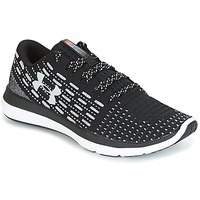 Sko Herre Løbesko Under Armour UA SLINGFLEX Sort