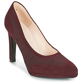 Sko Dame Pumps Peter Kaiser HERNA Bordeaux