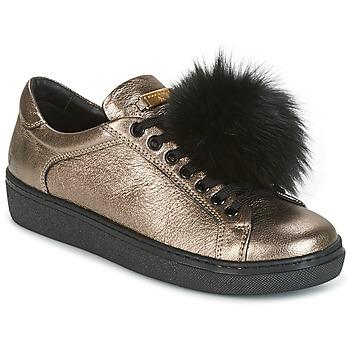 Sko Dame Lave sneakers Tosca Blu CERVINIA POM PON Sort