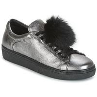 Sko Dame Lave sneakers Tosca Blu CERVINIA POM PON Sølv