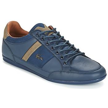 Sko Herre Lave sneakers Lacoste CHAYMON 1 Marineblå