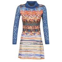 textil Dame Korte kjoler Smash KRIVAN Flerfarvet