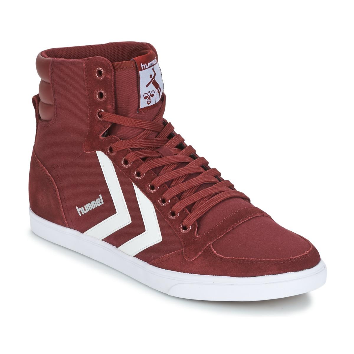 Sneakers Hummel  STADIL CANEVAS HIGH