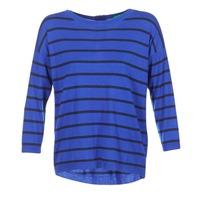 textil Dame Pullovere Benetton MIDIC Blå