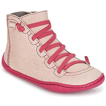 Sko Pige Høje sneakers Camper PEU CAMI Pink