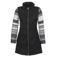 textil Dame Frakker Desigual GRAME Sort